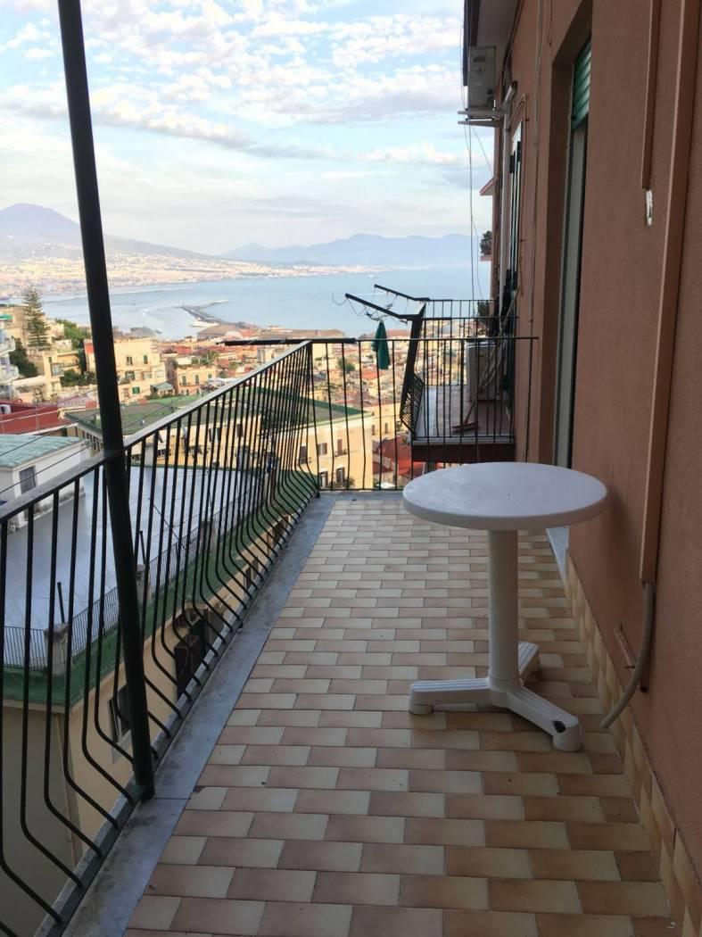 Panoramicissimo affitto in via Palizzi