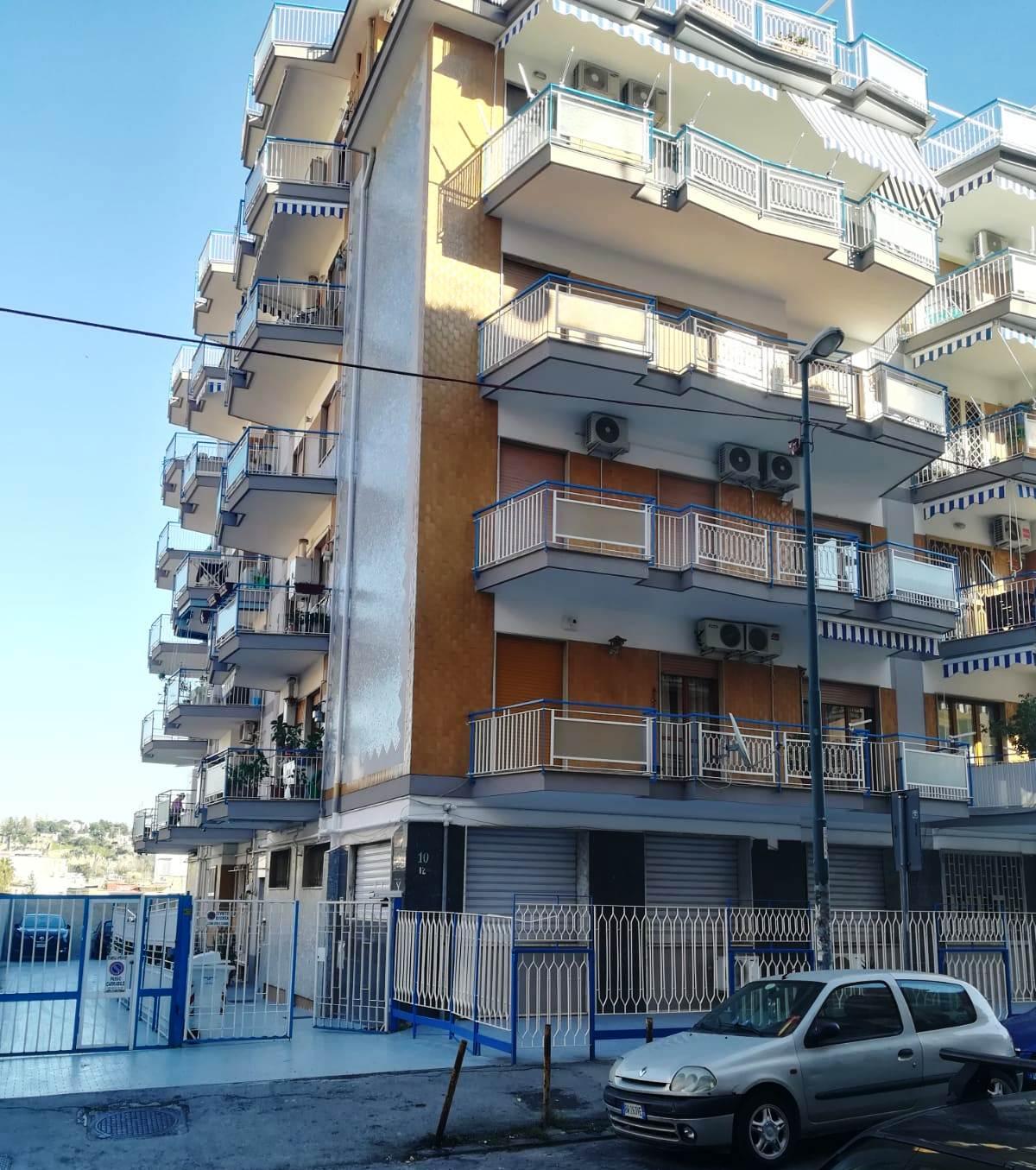 Napoli, Via Appulo
